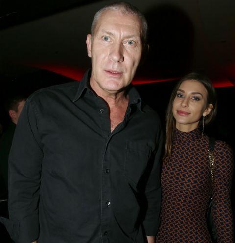 Игорь Жижикин с возлюбленной Олесей Ромашкиной