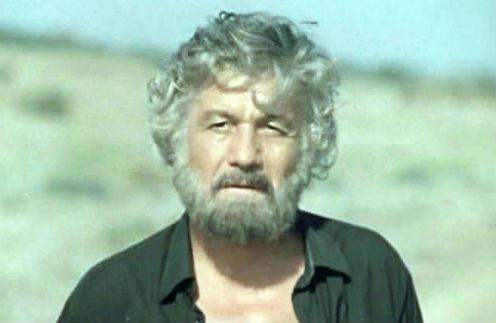 Михай Волонтир в образе цыгана Будулая