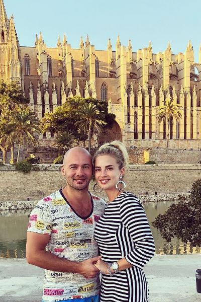 Андрей и Кристина проводят вместе каждую свободную минуту