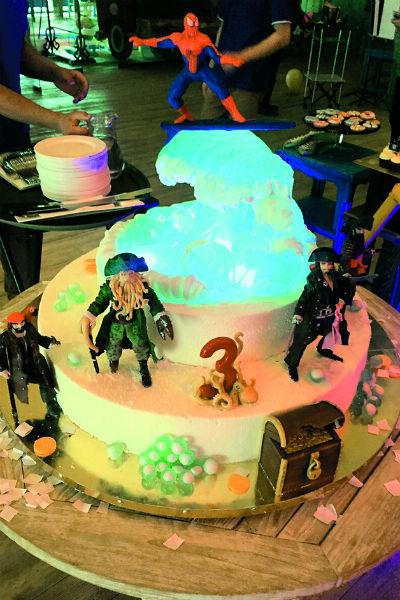 Тот самый волшебный торт