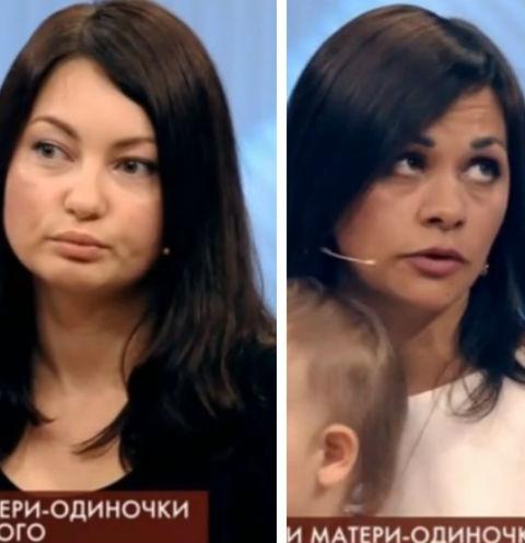 Юлия Алексеева и Екатерина Моисеева