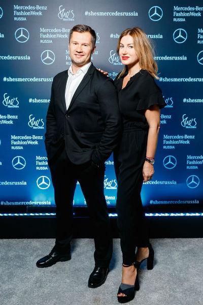 Мероприятие посетили многие звезды, включая Алексея Немова