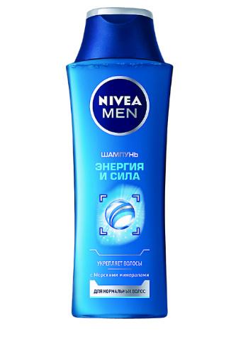 """Nivea Men Шампунь для нормальных волос """"Энергия и сила"""", 95 руб."""