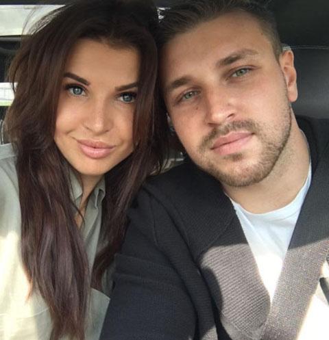 Элла Суханова и Игорь Трегубенко