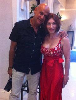 Роза Сябитова с итальянцем Пеппино