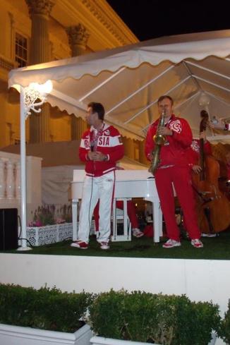 Валерий Сюткин и Игорь Бутман