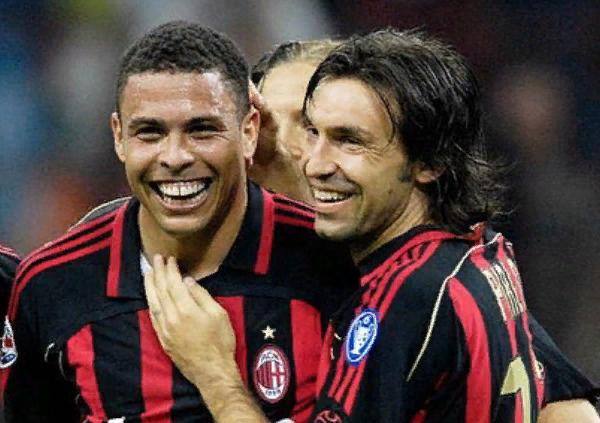 Около семи лет назад Роналдо ушел из большого футбола