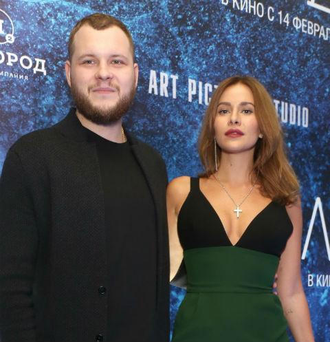 Сергей Бондарчук с женой Татой