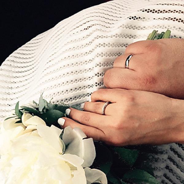 Свадьба Ксении прошла в обстановке секретности