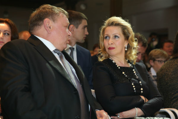Светлана Медведева счастлива оказаться в Плёсе
