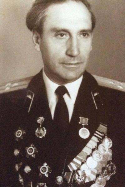 Григорий Прагин, дед Максима Галкина