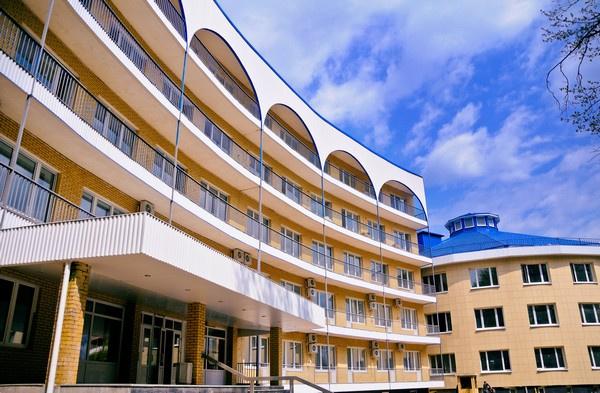 Современный дизайн отеля удовлетворит самого взыскательного гостя