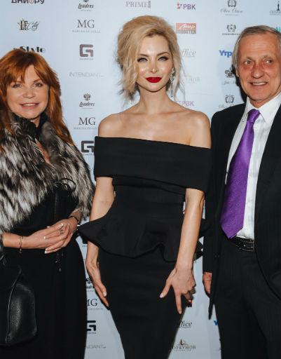 Наталья Бестемьянова, Игорь Бобрин и Виктория Наумова