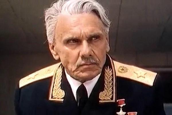 Георгий Юматов стремился играть военных