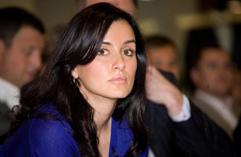 Тина Канделаки почти год не видела бывшего мужа Андрея Кондрахина