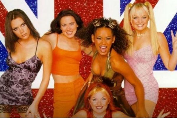 Такой все запомнили группу «Spice Girls»
