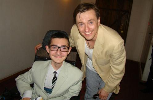 Сергей Безруков первым помог мальчику, дав ему надежду на операцию