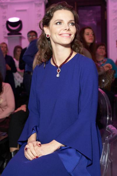 Во время беременности Елизавета Боярская посещала некоторые светские мероприятия