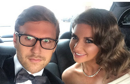 Дочь Валентина Юдашкина и внук Людмилы Максаковой отпраздновали свадьбу
