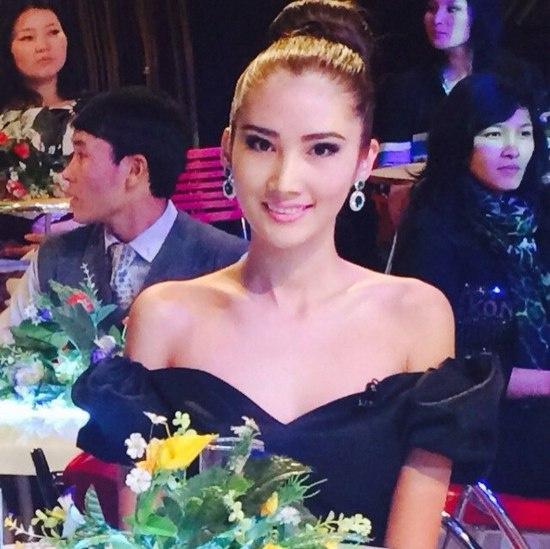 В 2013 году Жибек Нукеева приняла участие в конкурсе «Мисс Кыргызстан