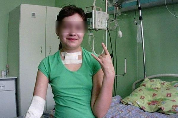Надежда Яшина скончалась в возрасте пятнадцати лет