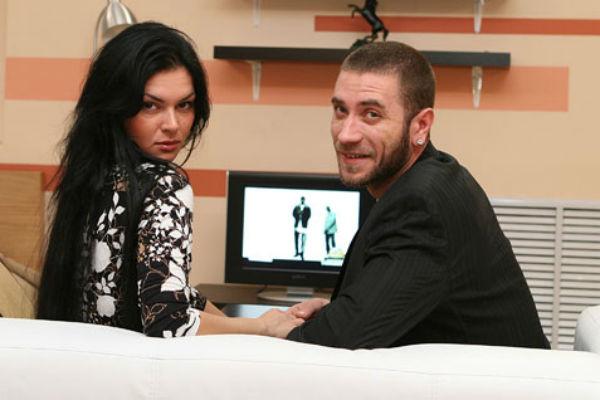 Виктория Карасева и Руслан Пррскуров