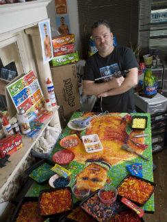 Джон Месьер и его конфеты