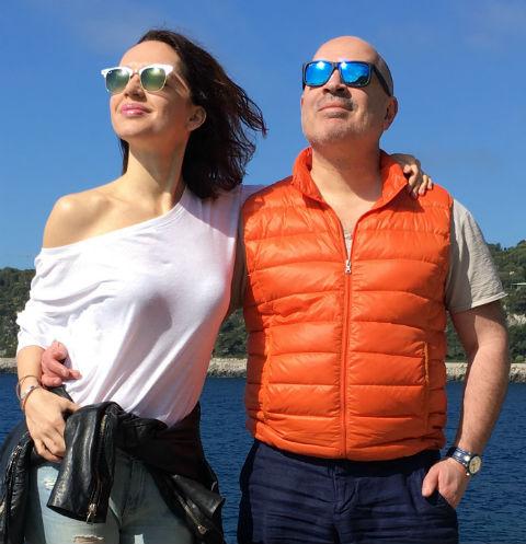 Михаил и Евгения Грушевские