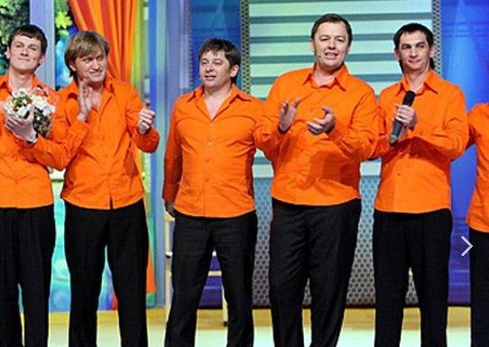 На протяжении шести лет Нетиевский возглавлял шоу «Уральские пельмени»