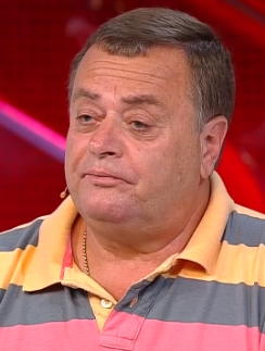 Отец Жанны Фриске Владимир Борисович