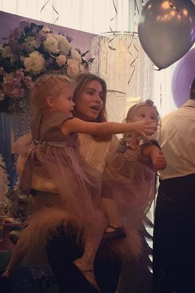 Старшей внучке знаменитого режиссера исполнилось 3 года
