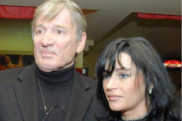 Юлия стала последней любовью Александра Абдулова