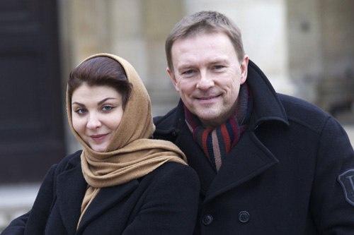 Алексей Нилов с супругой Еленой