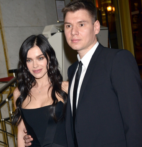 Елена Темникова и Дмитрий Иванов