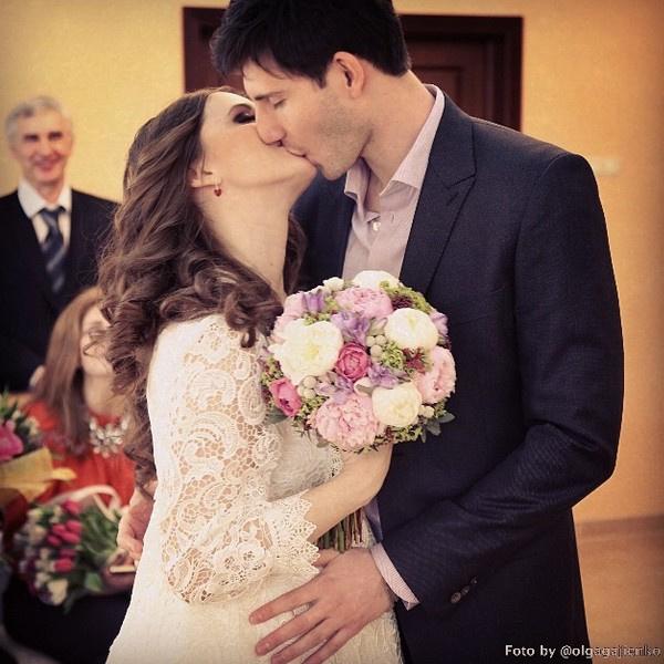 Маргарита Агибалова и Павел Марсо