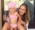Дочка Таты Бондарчук превратилась в розовый пион