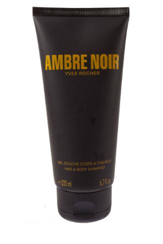 Yves Rocher Парфюмированный гель для волос и тела Ambre Noir, 520 руб.