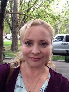 Светлана Пермякова потянулась к земле