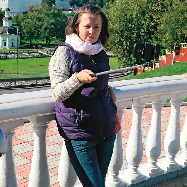 Внучка Людмилы Гурченко Елена Королева
