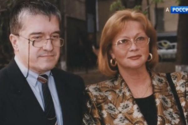 Актриса умерла на руках своего третьего мужа