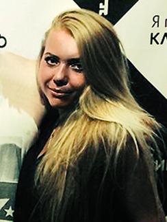 Модель Карина Лазарьянц