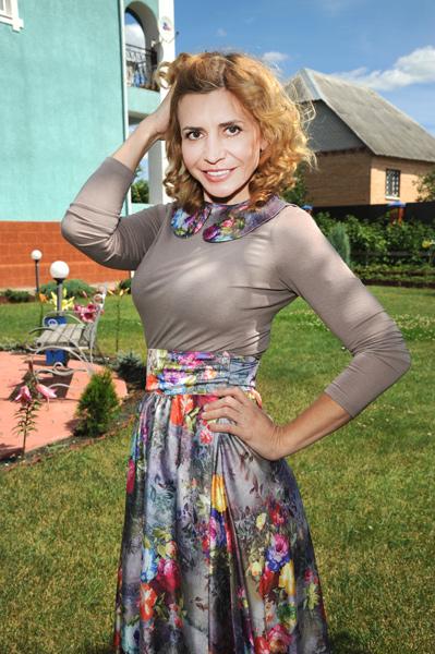 После ухода из «Дома-2» Ирина Александровна буквально расцвела