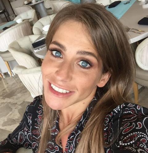 Юлия Барановская ждет от жизни радостные сюрпризы