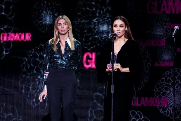 Спортсменка получила премию в номинации «Лучшая телеведущая»