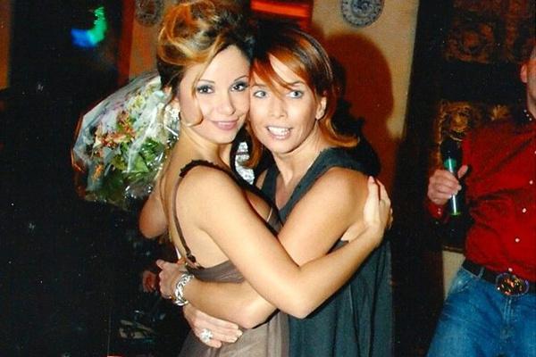 Ольга Орлова и Жанна Фриске