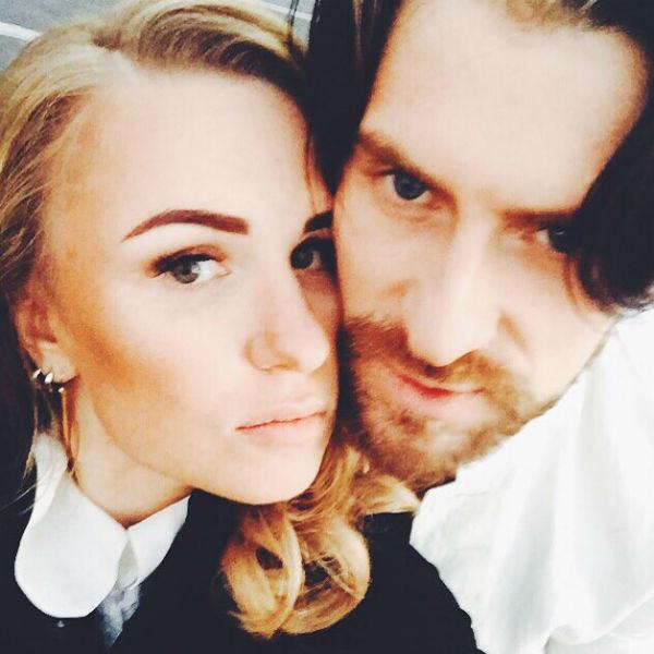 С Валерией Вадим прожил около полугода
