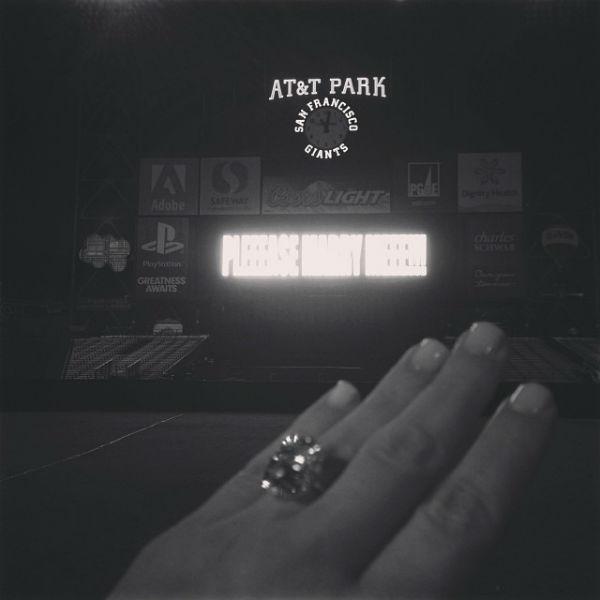 Полюбуемся кольцом с бриллиантом в 15 карат от ювелирного бренда Lorraine Schwartz