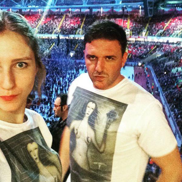 Полина дружит со своим знаменитым отцом