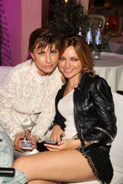 Эмма Салимова и Инна Маликова