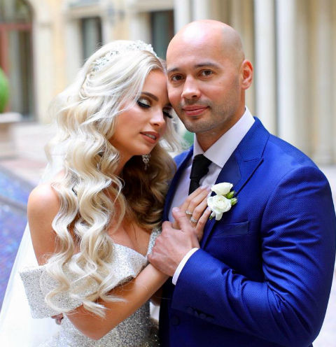Андрей Черкасов и Кристина Ослина
